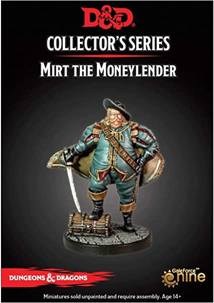 Dungeons /& Dragons Collector/'s Series Princes of the Apocalypse Miniature Gar...