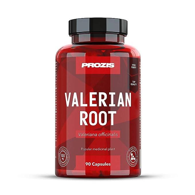 Prozis Valerian Root - 90 Cápsulas