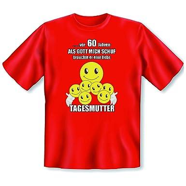 Smiley T Shirt Vor 60 Jahren Fur Tagesmutter Zum