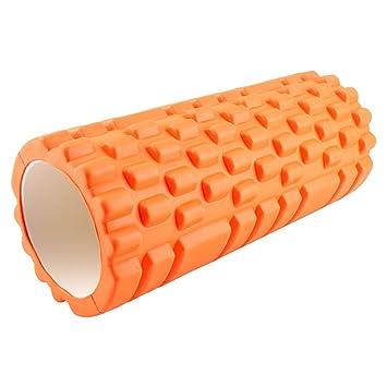 ZJchao Trigger punto Foam Roller Yoga Foam Roller Gym Masaje ...