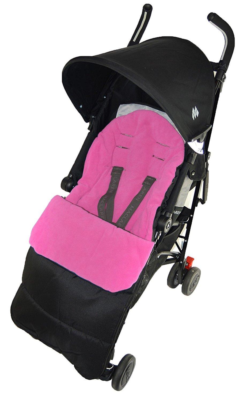 color rosa Saco//Cosy Toes Compatible con Babystyle Prestige carrito de beb/é
