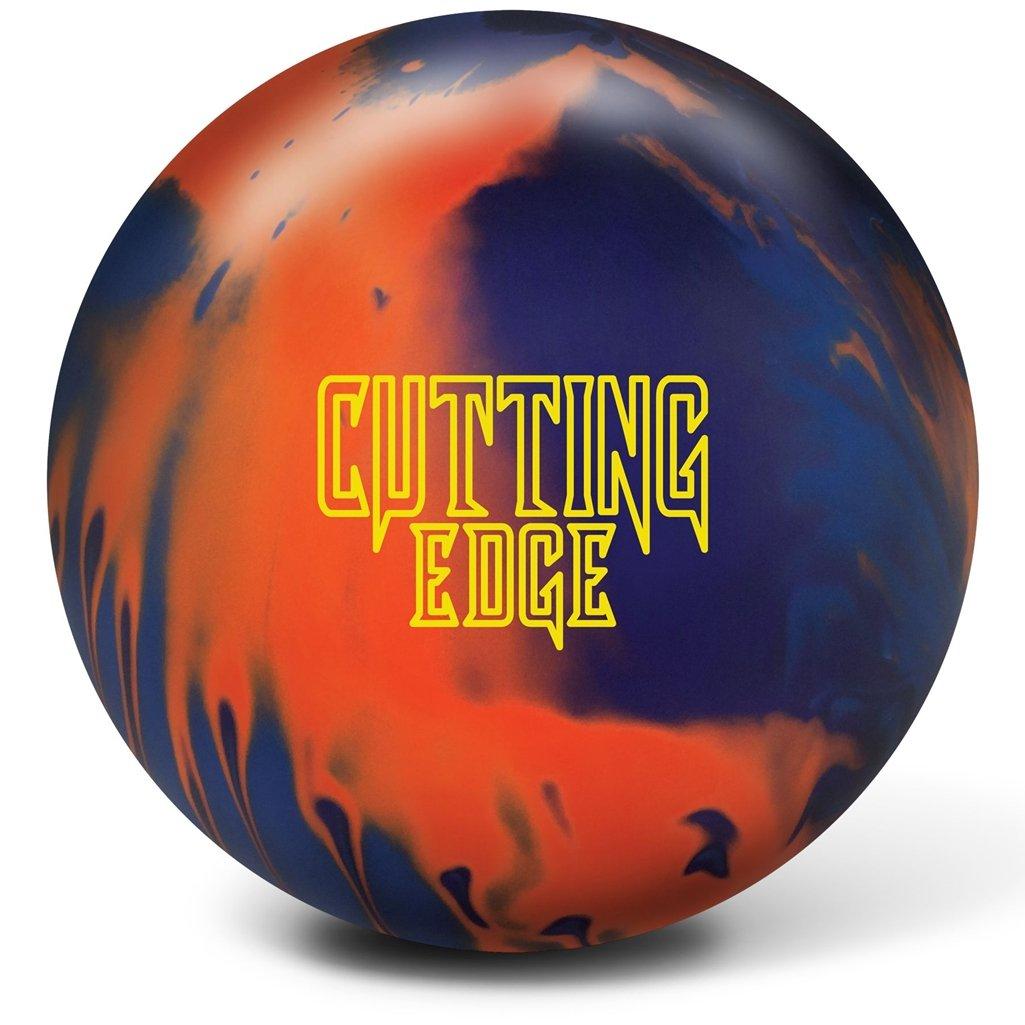 Brunswick Cutting EdgeハイブリッドBowling ball-ブルー/パープル/オレンジ B07DRGDJMG  12lbs