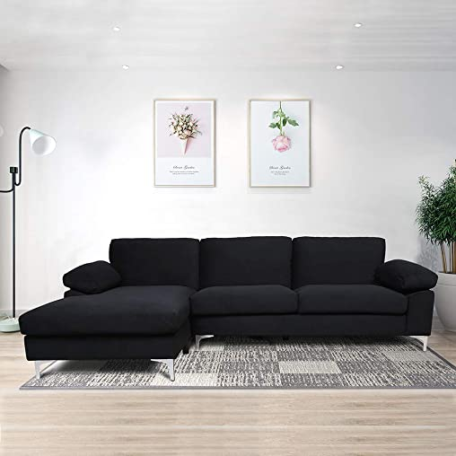 Sectional Couch Living Room Sofa