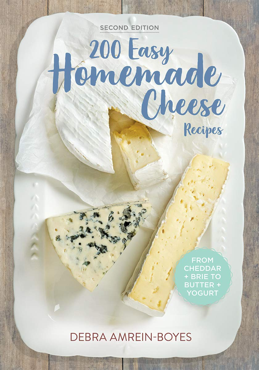 Buy 200 Easy Homemade Cheese Recipes: From Cheddar and Brie