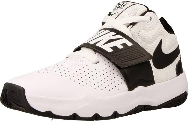Nike Team Hustle D 8 (PS), Zapatos de Baloncesto para Niños ...