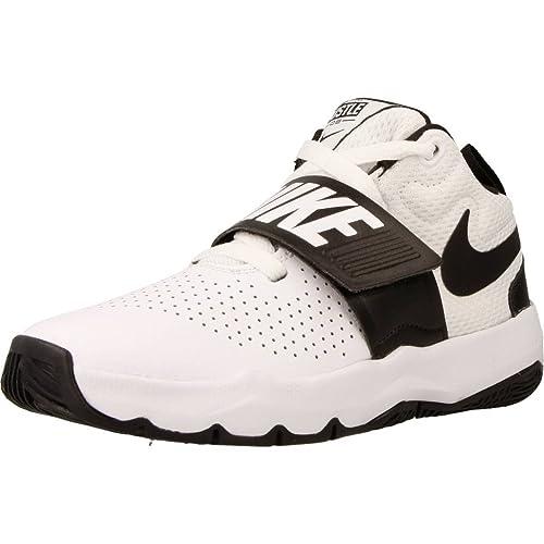 Nike Team Hustle D 8 (PS), Zapatos de Baloncesto para Niños