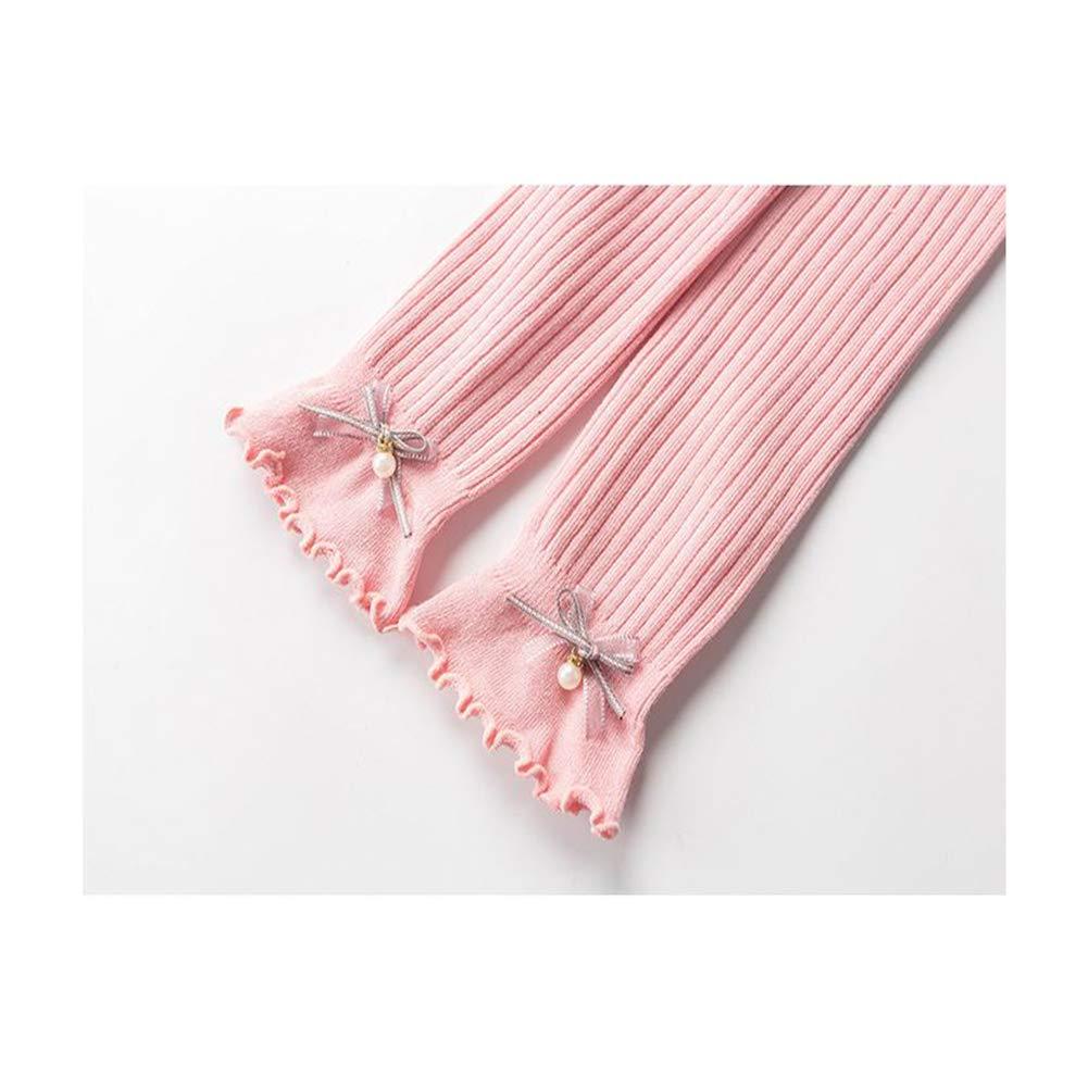 5 Pack Girls Legging Tight Toddler Baby Knitted Stockings Pant Sock for Girls