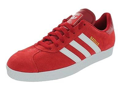 Adidas Gazelle Red White