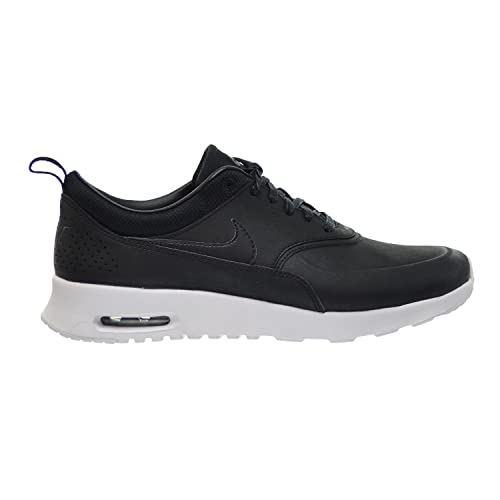size 40 815ef 5f358 Nike Air Max Thea Premium Women Shoes Black Black-Anthracite-White 616723-