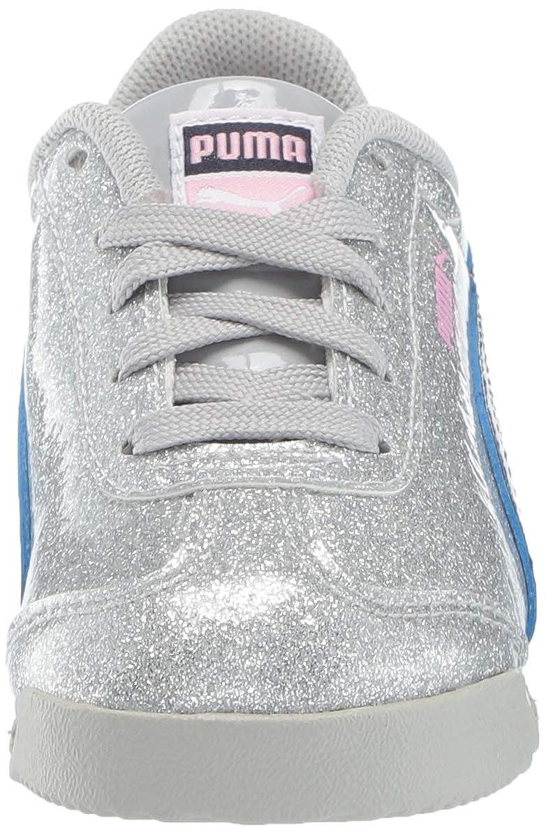 PUMA Unisex-Kids Roma Sneaker