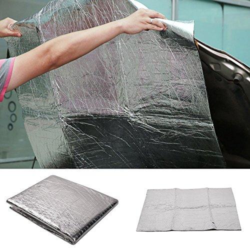 Hanbaili Automóviles Calor Aislamiento acústico Algodón Matador de Ruido Herramientas de protección del automóvil
