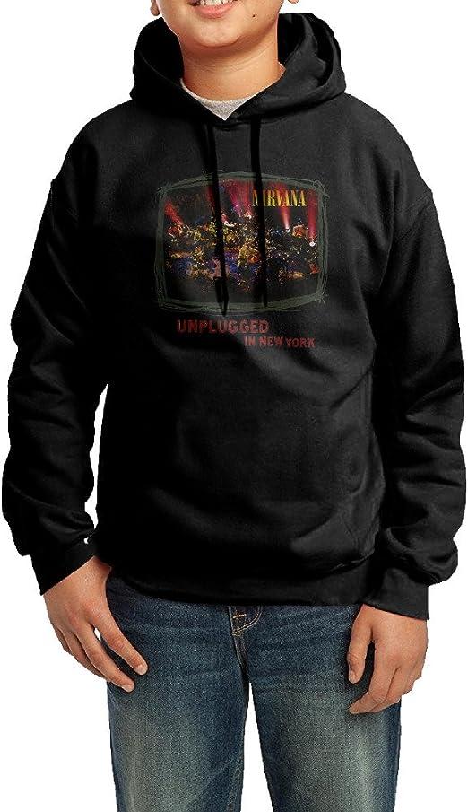 Toddler MTV Unplugged In New York Live Album Nirvana Hooded Sweatshirt