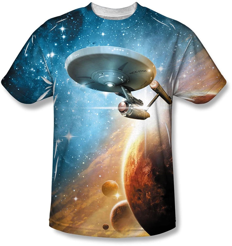 Star Trek - Mens Final Frontier T-Shirt