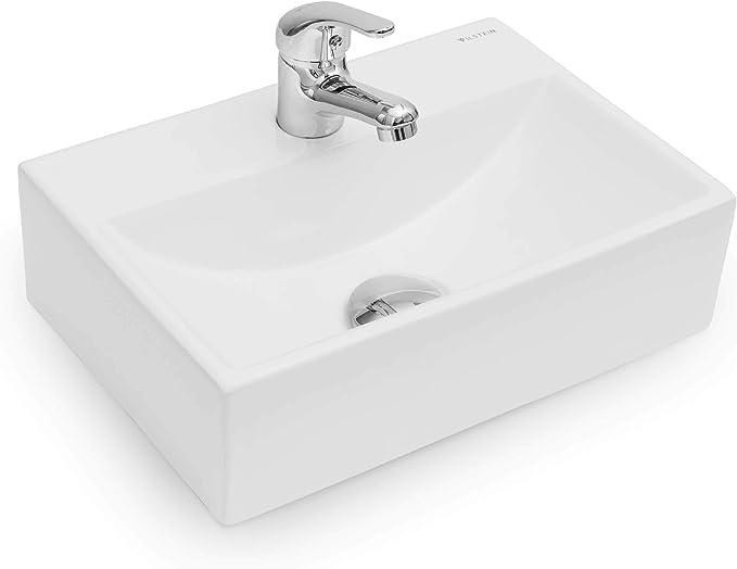 VILSTEIN VS-KW-10 Lavabo mini color blanco