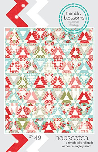 pscotch #149 Quilt Pattern By Camille Roskelley ()
