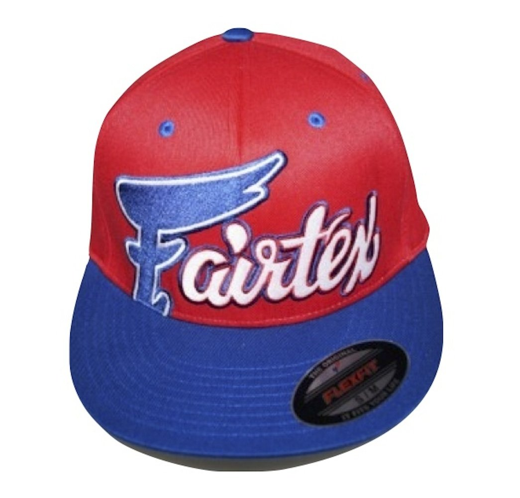 FAIRTEX BASEBALL HAT - CAP9 -RED/BLUE (LARGE/XLARGE) by MMABLAST