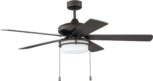 Craftmade STO52ESP5 Stonegate 52″ Ceiling Fan