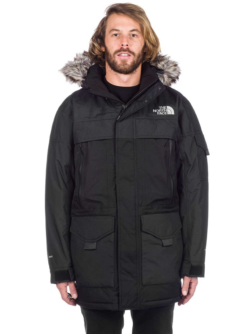 THE NORTH FACE Herren M Mc Murdo 2 Parka