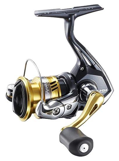 fbc0a6e171d Amazon.com : SHIMANO Sahara FI Spinning Fishing Reel, Hagane Gear, Model  2017 (C2000 HGS) : Sports & Outdoors