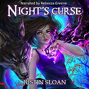 Night's Curse Audiobook