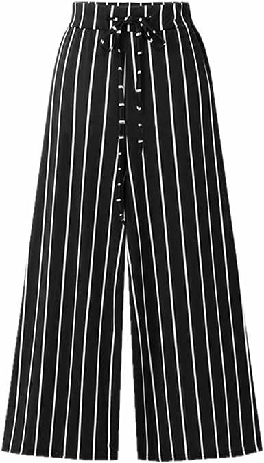 ClairSue Femme Pantalons Jupe Culotte Pantalon de Jogging