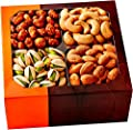 Mother's Day Gift Basket, 4 Different Delicious Nuts! Five Star Gift Baskets