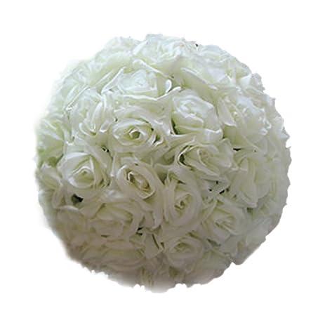 Amazon rose flower ball toogoor820cmtiffany blue wedding rose flower ball toogoor8quot20cmtiffany blue wedding mightylinksfo Images