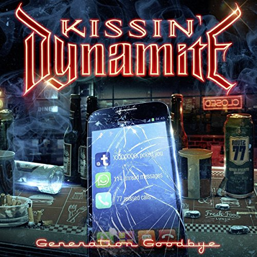 Kissin Dynamite - Generation Goodbye (Limited Edition, Digipack Packaging, 2PC)