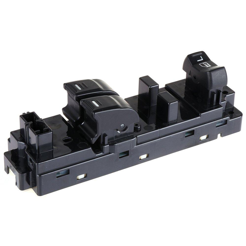 cciyu Power Window Switch Replacement fits for 2004-2012 Chevy Colorado/GMC Canyon 2007-2008 Isuzu i-290 i-370 2006 Isuzu i-280 i-350 Replace 25779766 121597-5210-1829086373