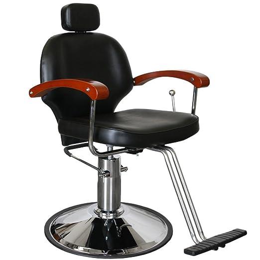 Reclining Multi-Purpose Styling Chair