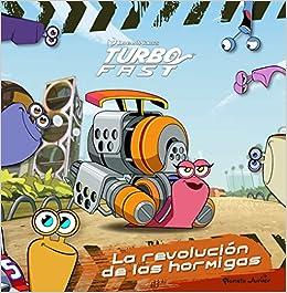 Turbo Fast. La revolución de las hormigas: Dreamworks: 9788408149781: Amazon.com: Books