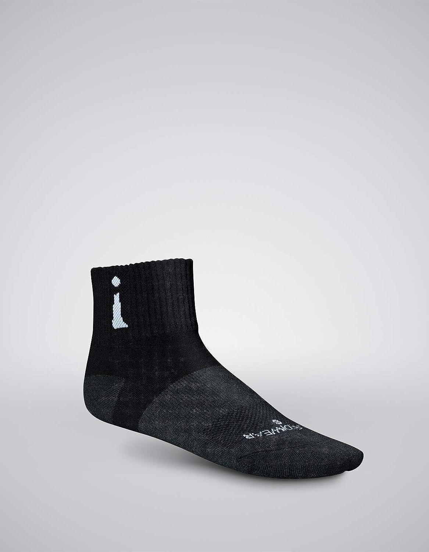 Incredisocks Sport Quarter Socks