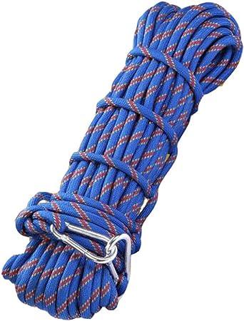 ZAIYI-Climbing rope Cuerda De Escalada Ligero Trekking De ...