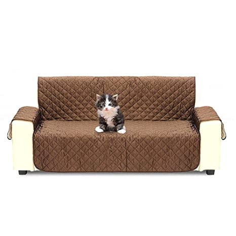 Hamkaw Funda Sofa Impermeable, Protector de Sofá para ...