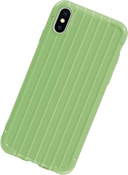 Funda Compatible con iPhone XS Max,Carcasa Caja Original Silicono ...