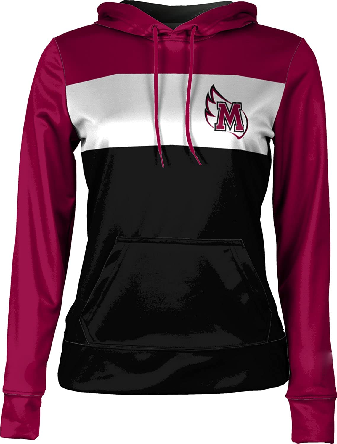 Meredith College Girls Pullover Hoodie School Spirit Sweatshirt Prime