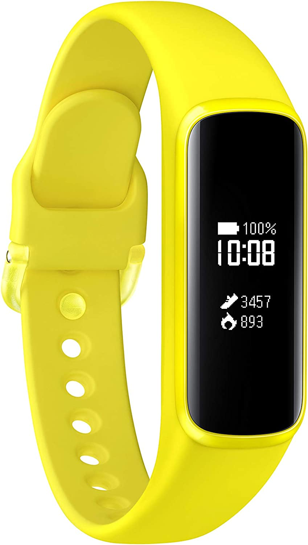 Samsung Galaxy Fit Monitor de Actividad física con Bluetooth, pulsómetro y análisis del sueño