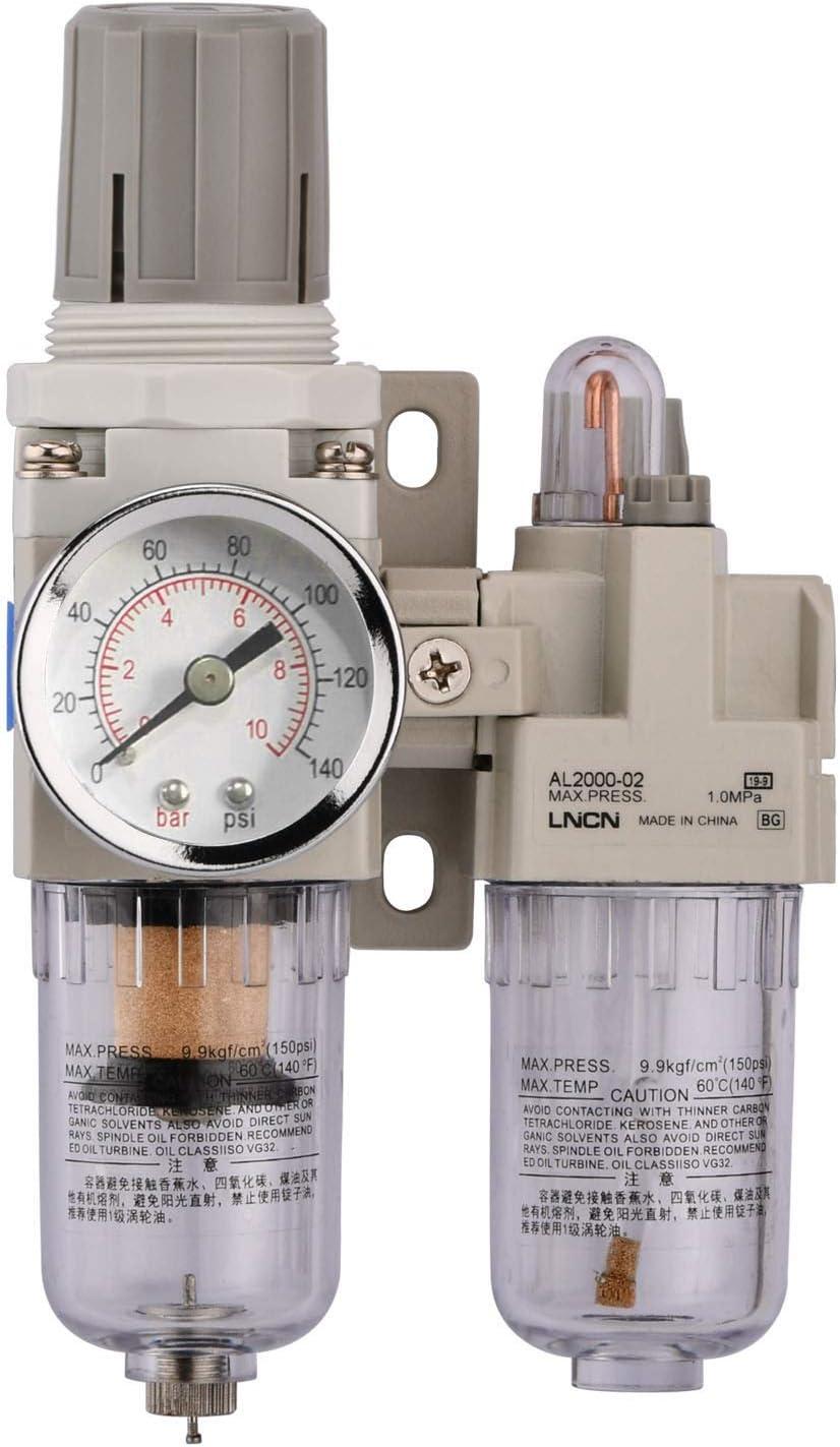 AR2000 Shiningeyes Professional Air Pressure Regulator