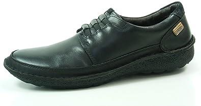 Pikolinos 01g-3070 Black - Mocasines de Piel Lisa Para Hombre, Color Negro, Talla 39: Amazon.es: Zapatos y complementos