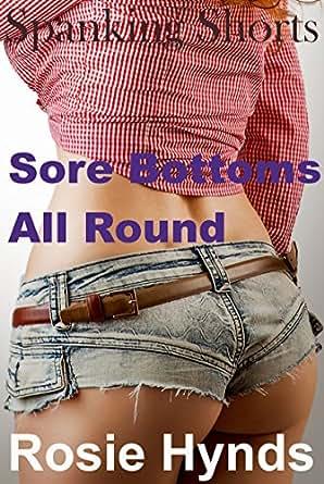 Sore spank bottoms