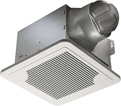 Delta Breezsmart Smt150 150 Cfm Exhaust Bath Fan Built In Household Ventilation Fans Amazon Com