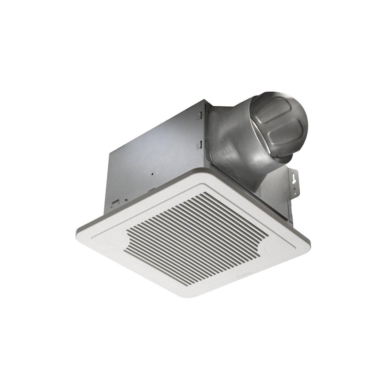 Delta BreezSmart SMT130H 130 CFM Exhaust Fan with Adjustable Humidity Sensor and Speed Control