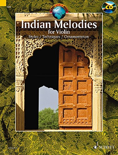 Indian Melodies: for Violin ()