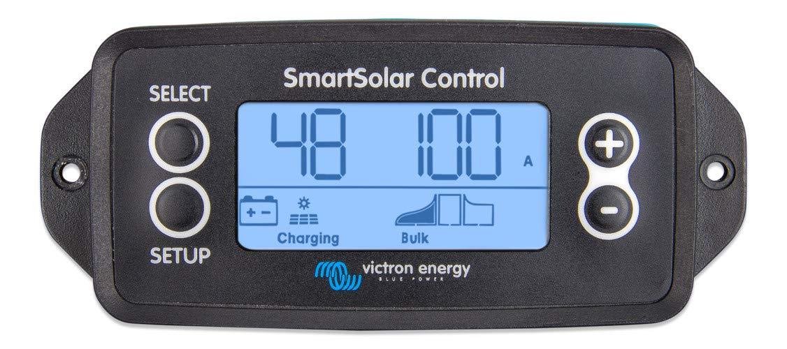 Victron SmartSolar Pluggable Display for MPPTs