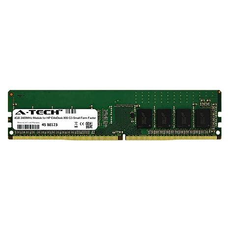 A-Tech 4GB Module for HP EliteDesk 800 G3 Small Form Factor Desktop