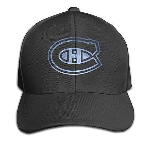 Montreal Canadiens Black Pond Logo Baseball Snapback Cap Black  Amazon.ca   Sports   Outdoors 21155a10825
