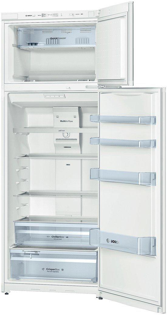 Bosch KDN46NW20N Independiente 371L A+ Blanco nevera y congelador ...