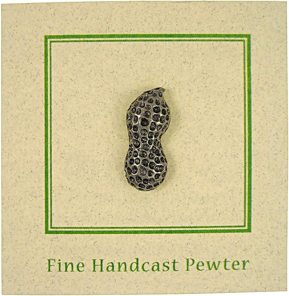 Jim Clift Design Peanut Lapel Pin