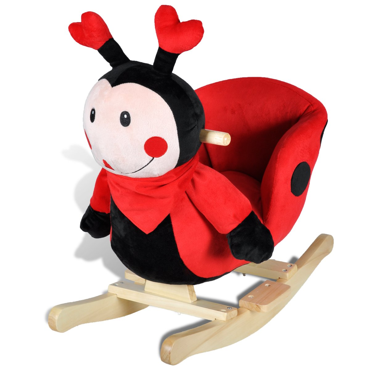 Lovely Ladybug Animal Rocker 12 months & up