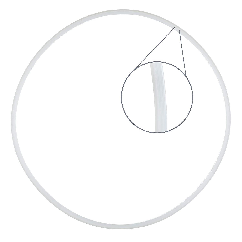 2/x 38/cm Floor Protector anelli per sgabello da bar basi